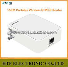 OEM Portable 150M protocol 1 LAN/WAN port 2.4G wifi Wireless tp-link Router adsl modem