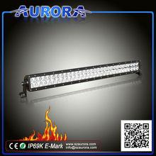 Aurora 30'' dual row led light,truck light led light, led light bar for car