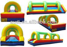 Single Lane Inflatable Slip and Slide