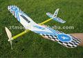 السماء بوي-- المطاط نموذج الطائرة تحلق لعبة تعمل بالطاقة