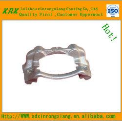 Custom sand cast grey iron/spheroidal graphite iron/ductile iron casting OEM/CNC
