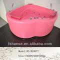 Hs-b1807t venta caliente bañera mascota/bañera de mármol/bañeras para perros