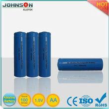 1800mAh 1.5V rechargeable alkaline battery \\ ups battery
