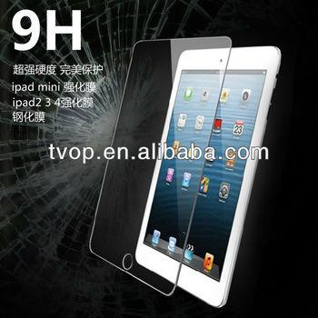 High quality HD for ipad mini clear screen protector