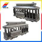 souvenir 3D zinc alloy die cast car model