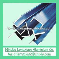 U shape various finish aluminum profile made by Ningbo Longxuan