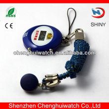 cheap custom necklace Keychain Digital Watch
