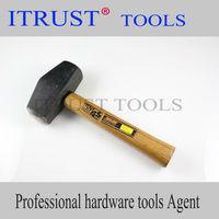 Mini Wooden Handle Stoning Hammer HM4004