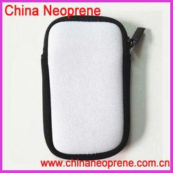 Neoprene Phone Bag with Zipper