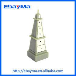 christmas gifts 2013 Custom effie tower USB,Effie tower USB pen effie tower shaped usb flash 64 gb