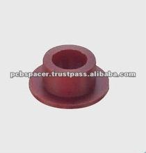 Phenol resin bushing / flanged plastic bushing