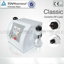 2014 Best slimming machine cavitation RF machine The best laser handpiece for fat removal