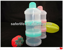Hot selling 3-layer Milk Powder Storage containers