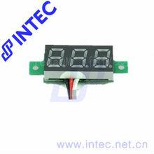 "0.28"" Electrical instrument 0~100V mini DC Voltage Meters LED Meter"