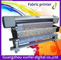 De alta calidad!! 1.6m tela de la máquina de sublimación sj-1601fp dx5 con cabezal de impresión, dpi 1440