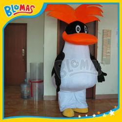 turkey cartoon mascot costume