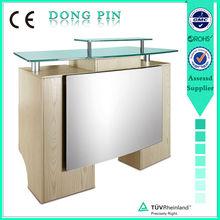 salon reception desks manufactures
