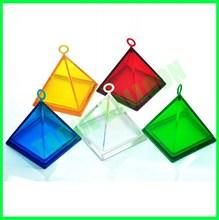 35 Gram Pyramid Shape Balloon Weight,Plastic Balloon Weight