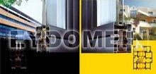 Aluminium door & window thermal break