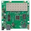 RB711GA-5HnD, RouterBOARD 711GA-5HnD, 1 LAN, 1 WIFI Wireless Router, MIKROTIK