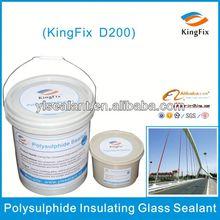 two part polysulfide building mastic sealant