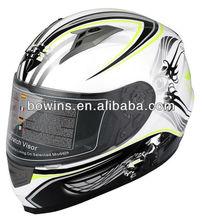 man's full face motorbike racing helmets