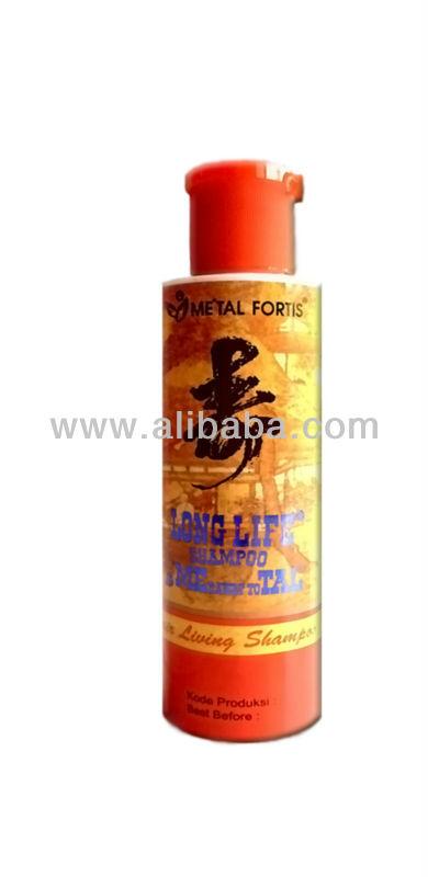 Longlife Metal Fortis Shampoo