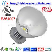 hook led high bay light 100W UL high bay E364997 100lm/w AC100-277V