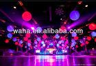 Indoor decoration balloon/LED light inflatable balloon