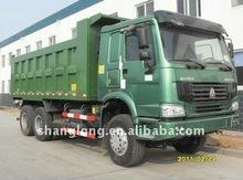 HOWO Durable 3 axles dump truck
