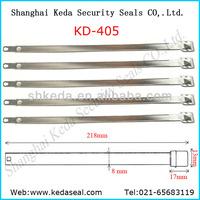 metal seals, security strap seals width 8mm KD-405