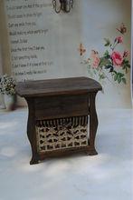 wooden antique furniture closet