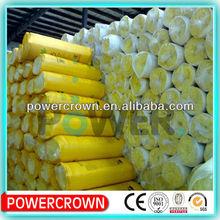 glass wool blanket /glass wool insulation/ ceiling insulation glass wool for exporting