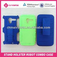 new arrival cellulars for Motorola Xphone holster hybrid case