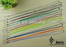 high quality colorful bulk tube lanyard