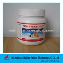 Vitaminas para o ganho de peso multivitamínico tablet droga animal produtos de qualidade
