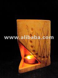 Teracotta incense oil burner
