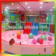 Indoor amusement ride naughty castle