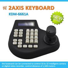 2axis joystick midi controller keyboard for PTZ Camera