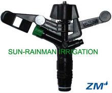 farm irrigation sprinkler equipment Plastic Impact Sprinklers