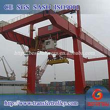 Heavy Duty Double Beam Gantry Crane And Gantry Handling