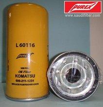 6002111231 / 3313279 Oil filter for Komatsu