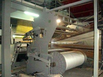 VAN DE WIELE SRX 82 Shaggy Carpet Loom Weaving Machine