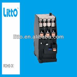 LP1-D series DC operated AC Contactor 220V~380V DC Contactor
