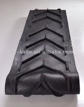 Wirtgen bitumen road equipment cross grain rubber band