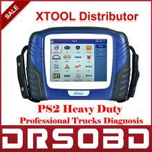 Professional X tool PS2 Truck & PS2 Heavy Duty Universal Truck Diagnostic Tool