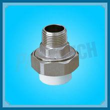 Plastic Pipe Fitting PPR Male Thread Composite Union