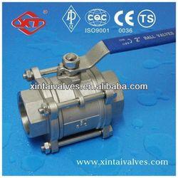 pfa lined ball valve ss ball valve ball valve gear operated