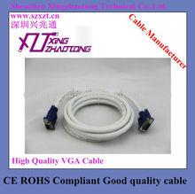 Factory Manufacturing VGA Computer cable vga to vga cable 20m