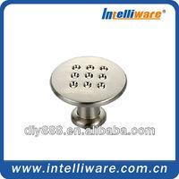 Furniture knobs flush mount pull handle (ART.3K1458)